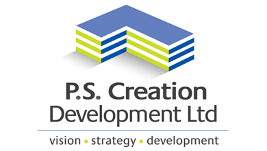 PS Creation Logo