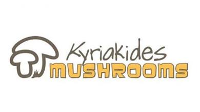 Kyriakides Mushrooms Logo