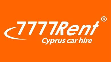 7777 Rent-A-Car Logo