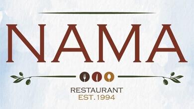 Nama Restaurant Logo