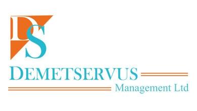 Demetservus Management Logo