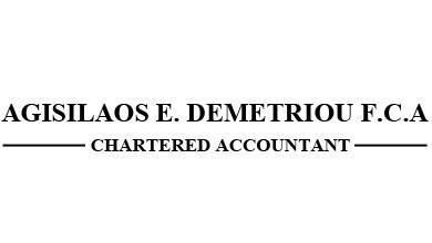 Agisilaos Demetriou Logo