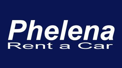 Phelena Rent A Car Logo