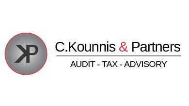 C Kounnis & Partners Logo