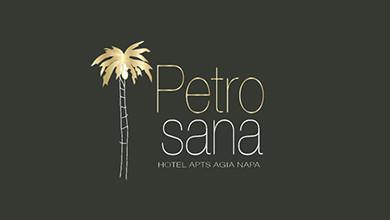 Petrosana Hotel Apartments Logo