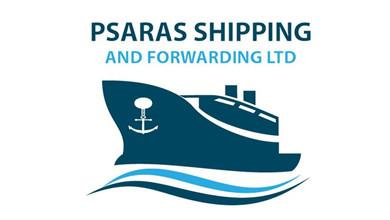 Psaras Shipping Logo