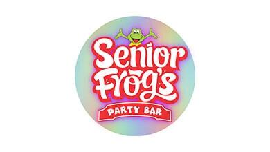 Senior Frogs Logo