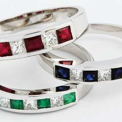 Athos Diamonds Coloured Precious Stones