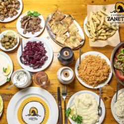 Zanettos Tavern Meze