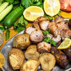 Zanettos Tavern Souvlaki Mix Kebab