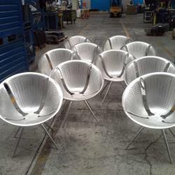 Casa Mia Furniture - Ross Lovegrove Diatom Outdoor Aluminum Chair