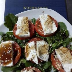 Koursaros Fishtavern Fresh Anari Salad