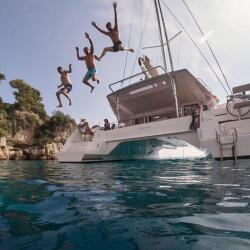 Ew Summer Adventures On Board Nautitech Catamarans