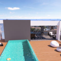 Xenofontos Developers Apartments With Private Pool For Sale