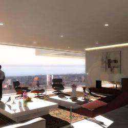 H House Architectural Design In Limassol Indoor