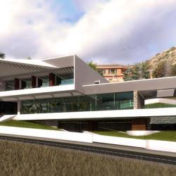 H House Architectural Design In Limassol