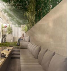 Unseen Green Private House Extension
