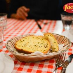 Jacks Pizza Garlic Bread