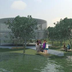 Intercollege Complex In Larnaca