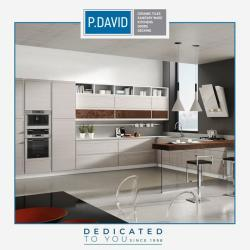P David Modern Kitchen Furniture