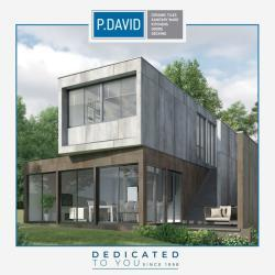 Pdavid Facade Tiles For Indoor And Outdoor
