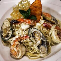 Moustakallis Tavern Sea Food Pasta