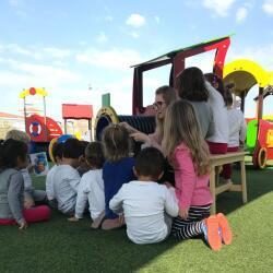Privilege Kindergarten Story Time