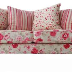 In Domo Furniture - Emily Floral Sofa