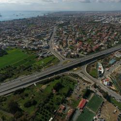 Yermasogeia Highway Connecting Two Major Cities