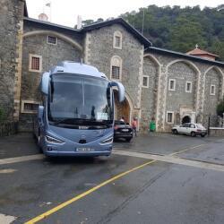 Polyviou Coaches Tourist Tours 55 Seats Mercedes Irizar