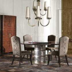 Exclusive by Andreotti - Roberto Cavalli Boemia Contemporary Dining Table