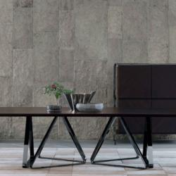 Exclusive by Andreotti - Trussardi Casa Tosco Diningg Kitchen Table