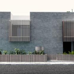 Architecture Design For A Pricate Villa In Larnaca