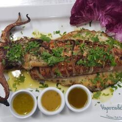 Potamos Fish Restaurant Calamari