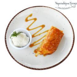 Potamos Fish Restaurant Galaktopoukeko