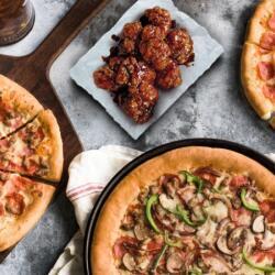 Pizza Hut Restaurants In Cyprus