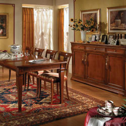 Tofias Furniture - Aphrodite Classic Dining Set