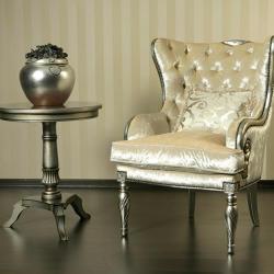 Tofias Furniture - Fiore Classic Armchair