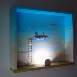 Simoni Symeonidou Artwork Shadow Sculpture Day Dreamer
