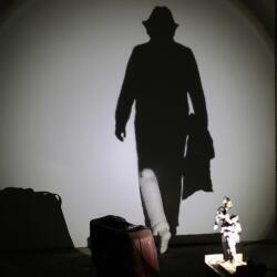 Simoni Symeonidou Artwork Shadow Sculpture Last Time I Saw You