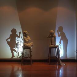 Simoni Symeonidou Artwork Shadow Sculpture
