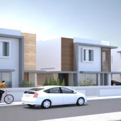 D Kaimakliotis Architects House Complex