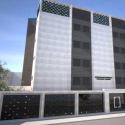 D Kaimakliotis Architects Larnaca Cultural Center