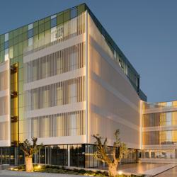 Karyatides Business Center In Nicosia