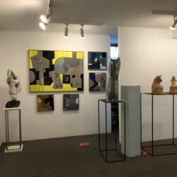 Gloria Gallery In Nicosia Exhibition Center