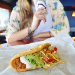 Taco Bell Chalupas