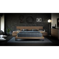 Lavdas - Natural Bed Set