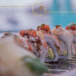 Sushi Menu Options At Epsilon Resto Bar