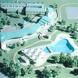Bank Of Cyprus Sporting Club Architectural Master Plan
