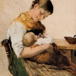 Leventis Gallery Georgios Iakovidis Mothers Affection